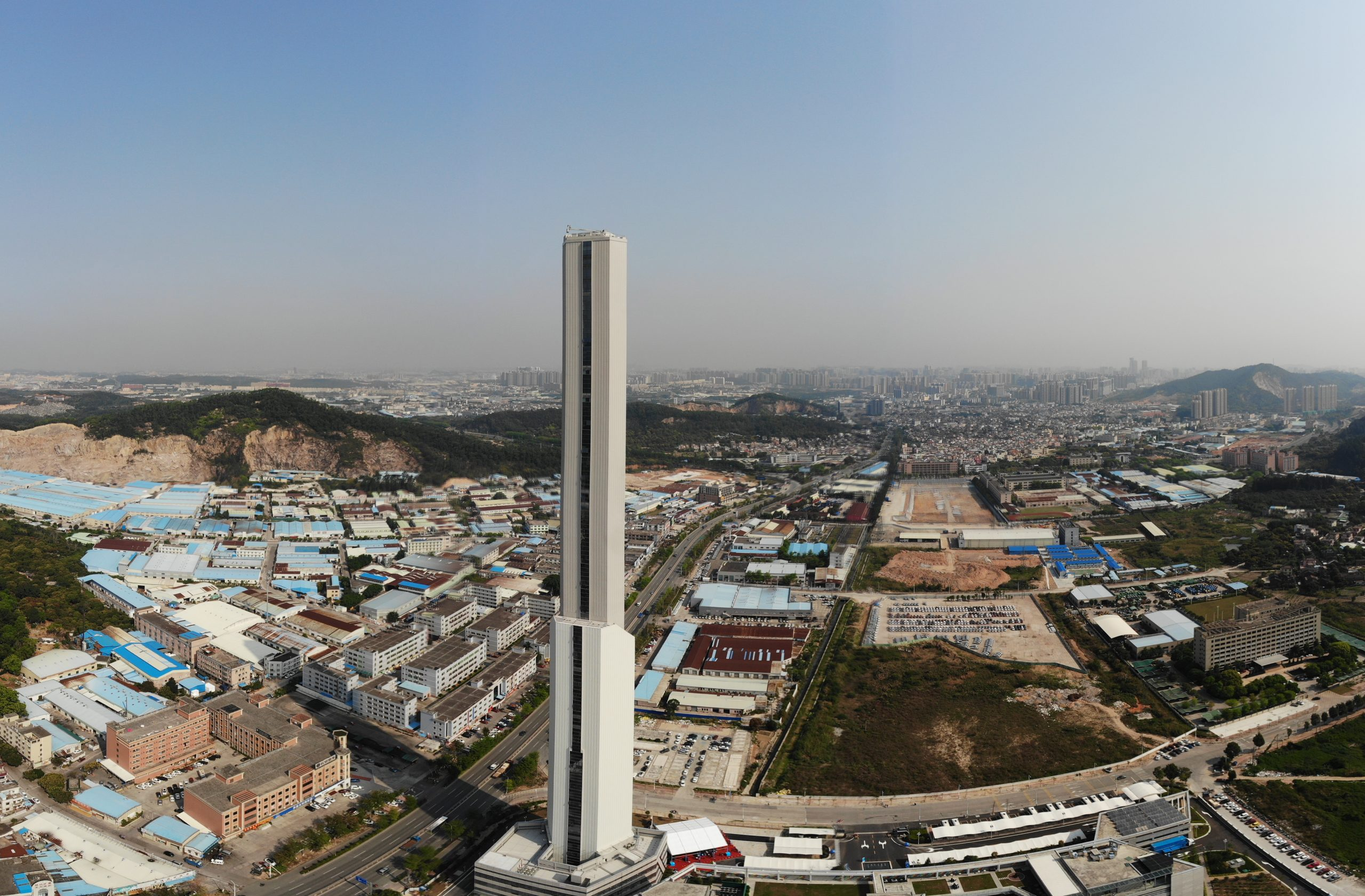 INTERVIEW. Why thyssenkrupp Elevator Chose China for Their New Test Tower