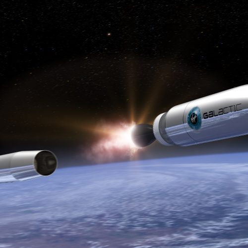 Virgin Galactic Wants To Launch a Rocket From a Boeing 747