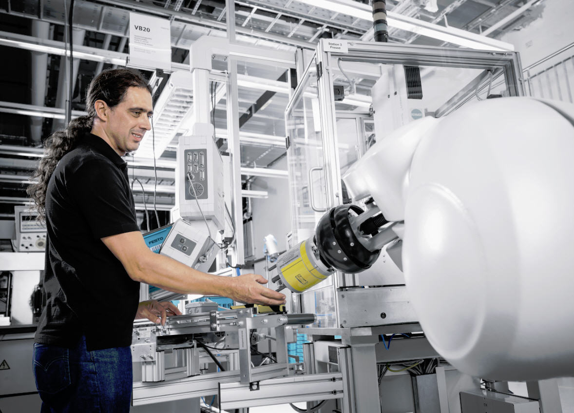 Festo in Germany: Industry 4.0 in Action
