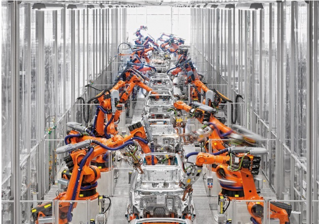 DIRECTINDUSTRY E-MAGAZINE ISSUE #17 - THE COBOT WARS ARE RAGING!  - SPECIAL EDITION HANNOVER MESSE cover image