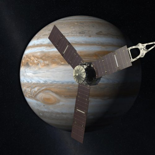 How Juno's Super Solar Tech Could Lead to Nuclear-Free Space Exploration