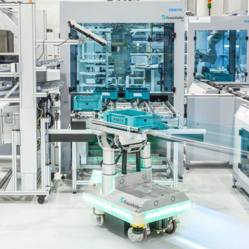 Industrial Robotics are on the Move