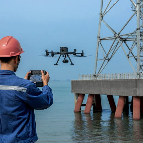 DJI Unveils New Inspection Drone With AI Capabilities