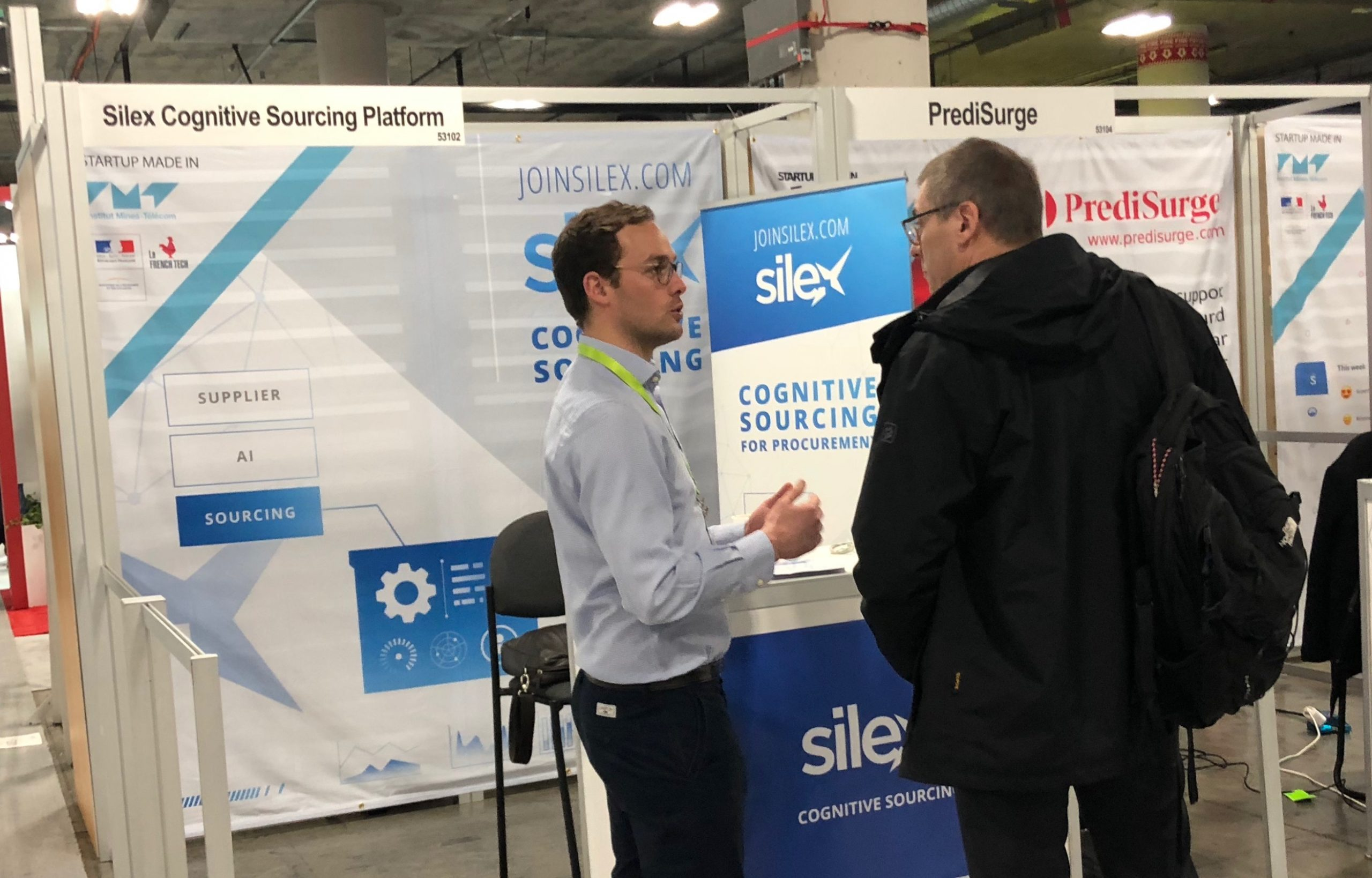 Silex Invents Cognitive Sourcing for Buyers