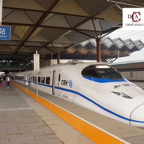 The Chinese Railway Industry: Full Steam Ahead