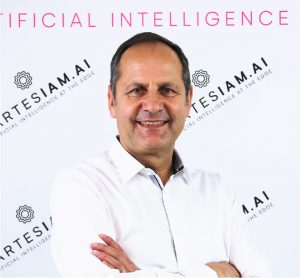 Joël Rubino_CEO and co-founder Cartesiam