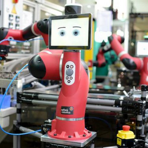 Rethink Robotics Bites the Dust—What's Next?