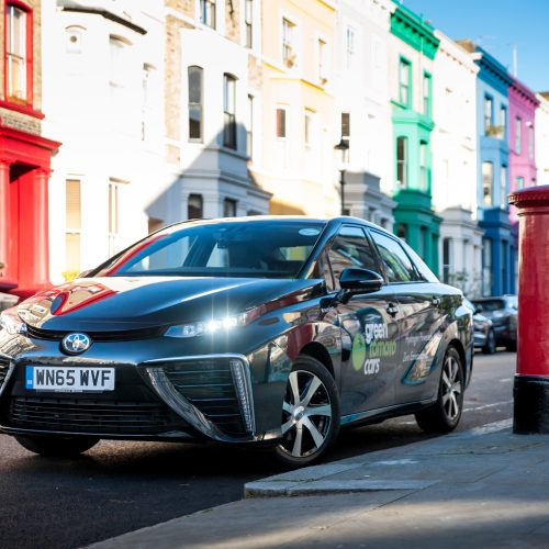 Does the Future of Cars Lie in Hydrogen?