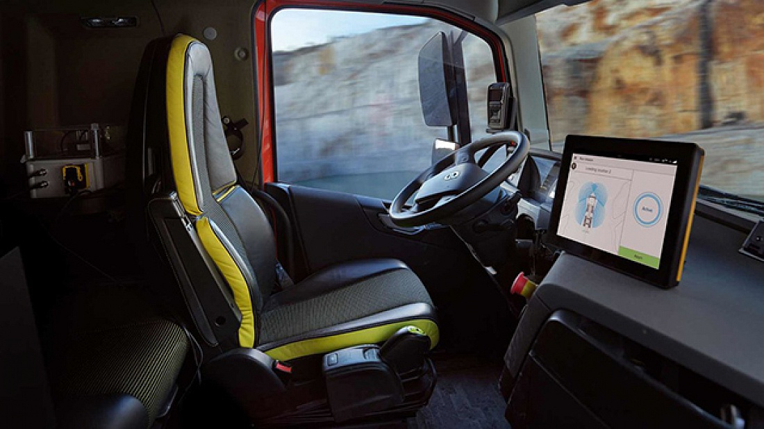 First Autonomous Volvo Trucks to Be Deployed