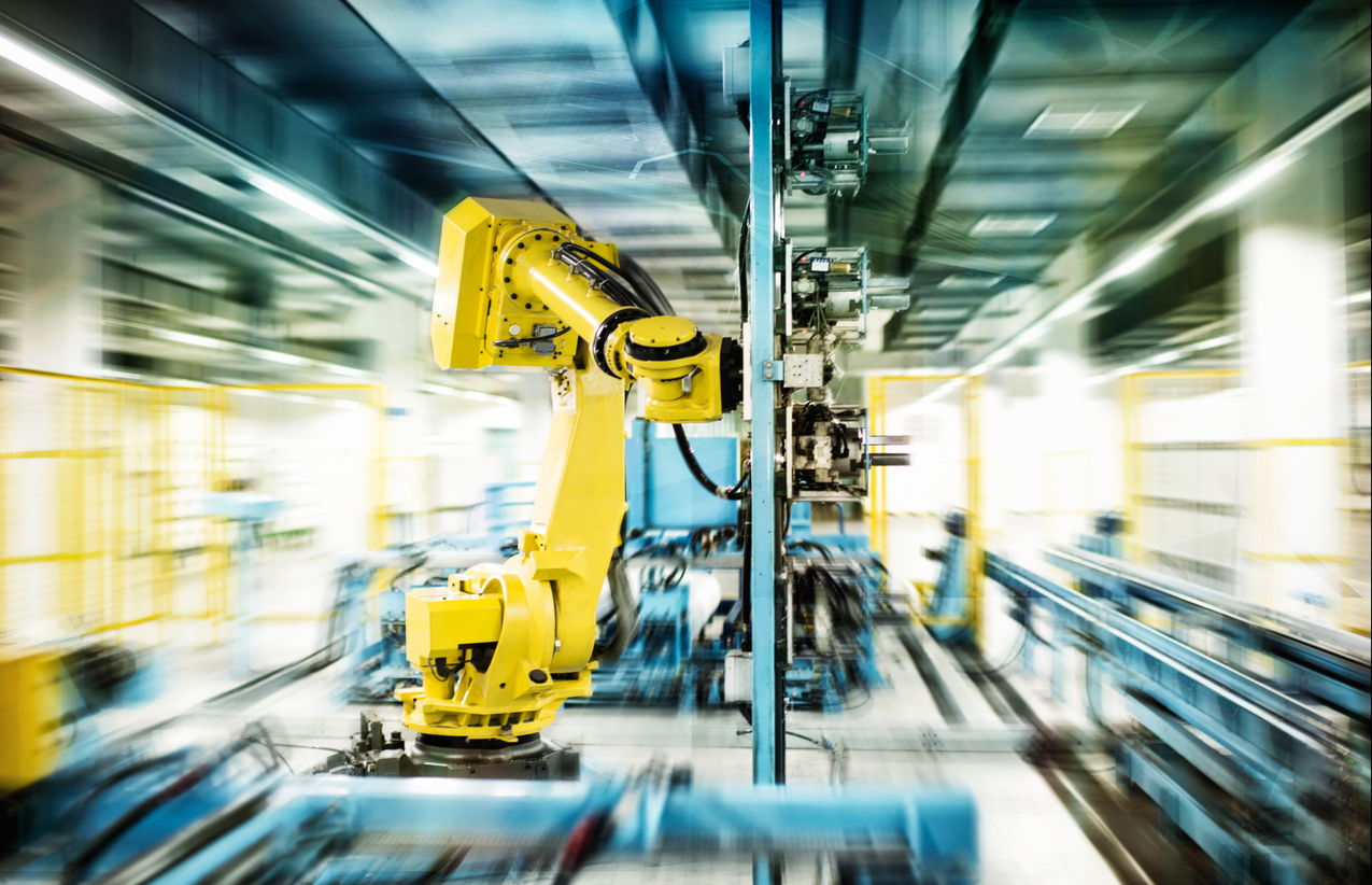 Advancing Automation Revolutionizes the Industrial Workplace