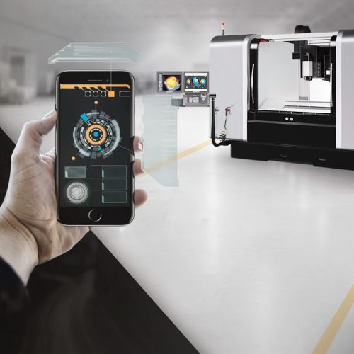 CNC Machines on Your Phone