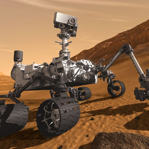 INFOGRAPHICS. Exploring Mars Rover Curiosity