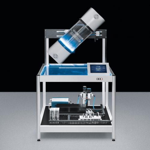 Q&A. Festo Updates its Levitation Technology