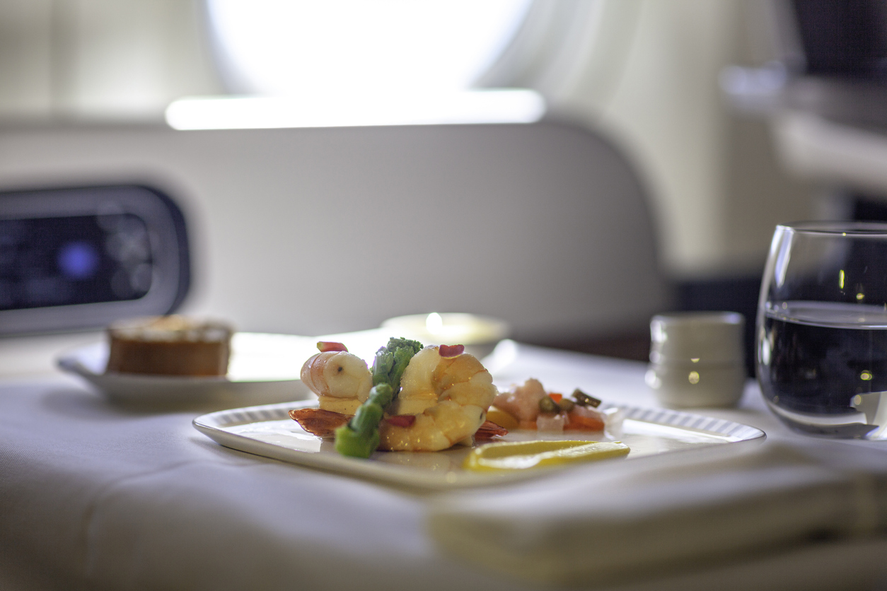 SATS and Dassault Systems Created the First Virtual Kitchen for In-flight Catering