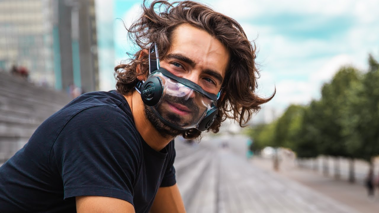 CIVILITY, the New High-Tech Mask is Ready for Pre-Order