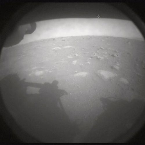 "Perseverance on Mars: ""Touchdown Confirmed""!"