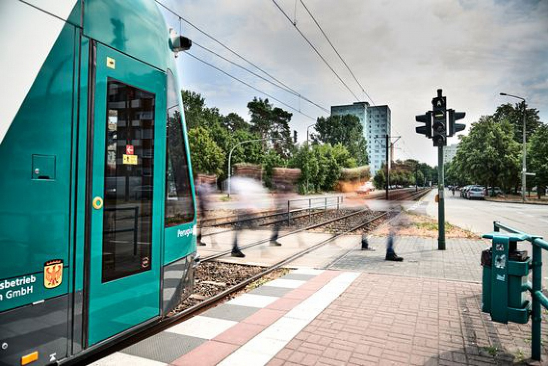 Siemens Mobility Demonstrates the World's First Autonomous Tram