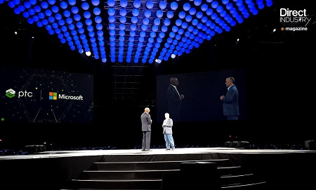 [LIVEWORX 2018] New Partnerships for PTC