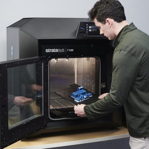 "Stratasys: ""Manufacturers Now See 3D Printing as a Staple Part of the Industrial Production Floor"""