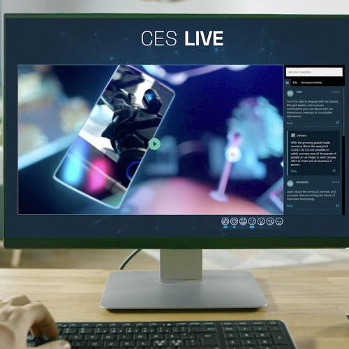 5 COVID-19 Innovations Showcased at Virtual CES 2021