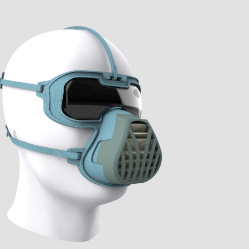 Covid-19: 3D Printing Could Help Cope with the Mask Shortage
