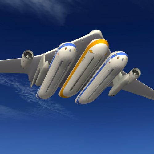 New Airplane Concepts Take to the Skies